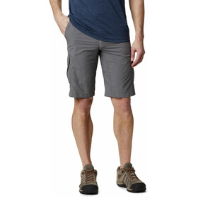 Columbia Silver Ridge II Cargo Shorts Men city grey